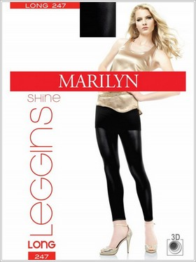 MARILYN - Леггинсы SHINE LONG 247 LEGGINS